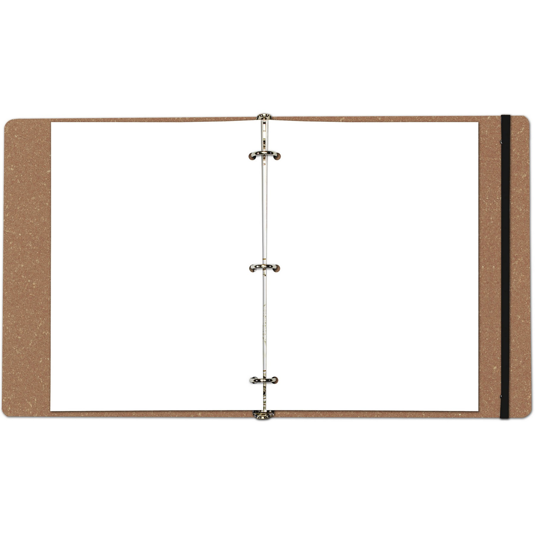 Binders – Large Leather – Refillable