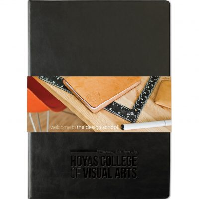 "Bohemian™ Journal - Large w/GraphicWrap (7""x10"")"