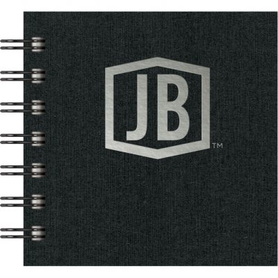 "Classic Cover Series 1 Square JotterPad (4""x4"")"