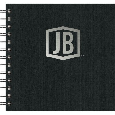 "Classic Cover Series 1 - Square NoteBook (7""x7"")"
