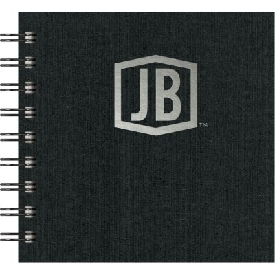 "Classic Cover Series 1 Square NotePad (5""x5"")"
