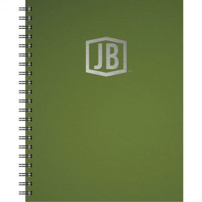 "Deluxe Cover Series 3 - Large NoteBook (8.5""x11"")"