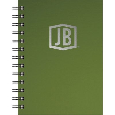 "Deluxe Cover Series 3 - Medium NotePad (5""x7"")"