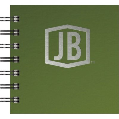 "Deluxe Cover Series 3 Square JotterPad (4""x4"")"
