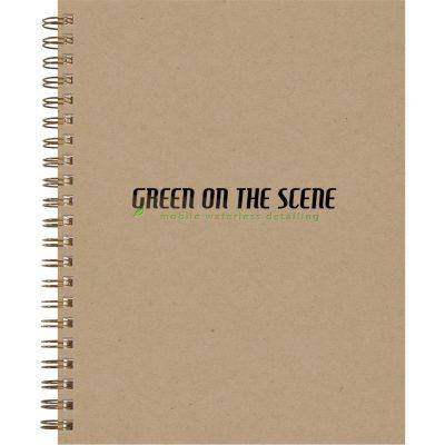 """EcoBooks - Large EcoNotes NoteBook (8.5""""x11"""")"""