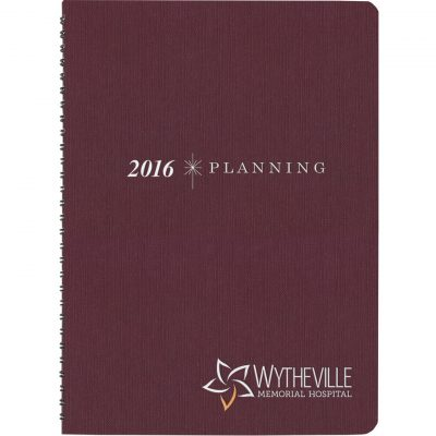 "FlexPlanner™ Large Monthly Prestige Wrap (7""x10"")"