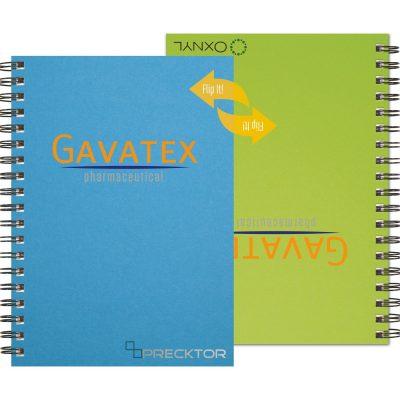 "FlipBooks™ - NoteBook (7""x10"")"