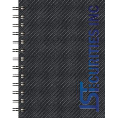 "IndustrialMetallic Journals - NotePad (5""x7"")"