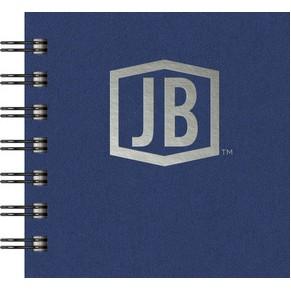"""Prestige Cover Series 2 Square JotterPad (4""""x4"""")"""
