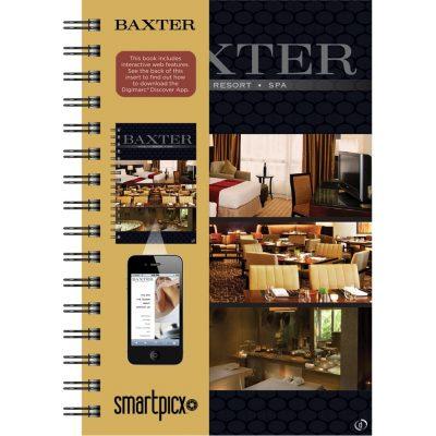 "SmartPicx™ ImageBook™ - SeminarPad (5.5""x8.5"")"