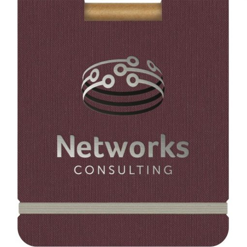 "SquareNotes™ - Prestige Small Notebook (4""x4"")"