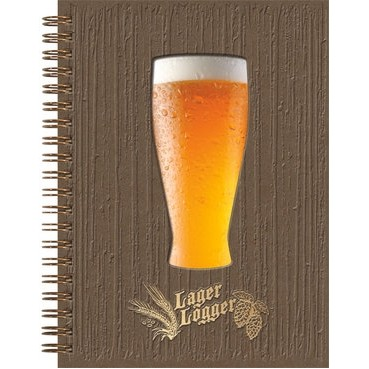 "TasterJournals™ - WindowPad™ LagerLogger (5""x7"")"