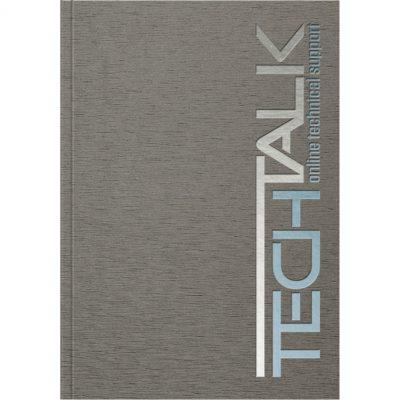 """TexturedMetallic Flex - NotePad (5""""x7"""")"""