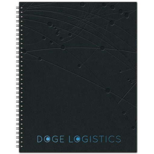 """The Analyst™ Monthly Planner - Leather Front / Chip Back (8.5""""x11"""")"""