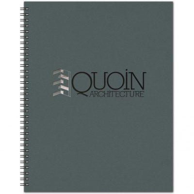 "TheAnalyst™ Monthly Planner - HardCover (8.5""x11"")"