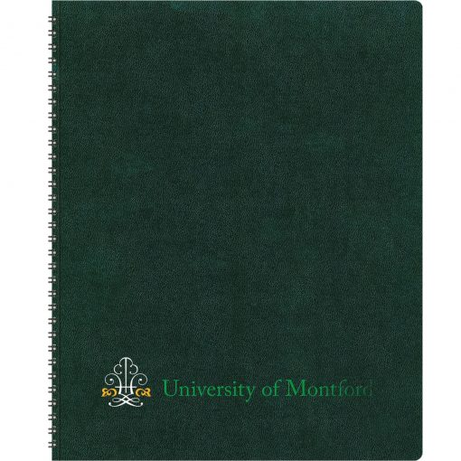 """TheAnalyst™ Monthly Planner - Leatherette Wraparound (8.5""""x11"""")"""