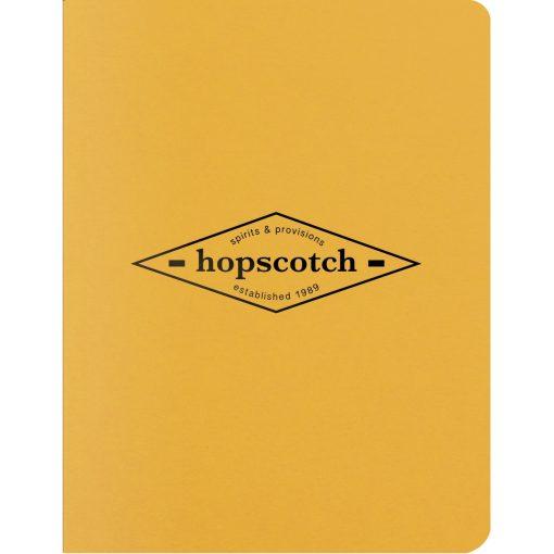 "Traveler Notes™ - Classic NoteBook (ValueLine) (7""x9"")"