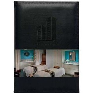 """Uptown Refillable NoteBook™ w/GraphicWrap (6.75""""x9"""")"""
