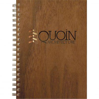 "WoodGrain Journals NoteBook (7""x10"")"