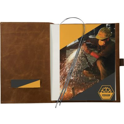 NEW! Field & Co.® Refillable Large NoteBook w/ Tip-In