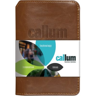 NEW! Field & Co.® Refillable Pocket Jotter w/ Graphic Wrap