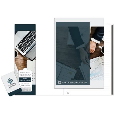 "NEW! ImageFlex™ Tear-Away - Medium NoteBook (7""x10"")"
