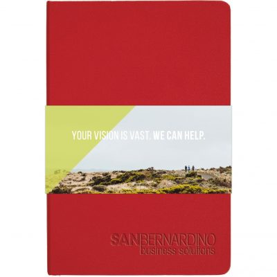 "Ambassador™ Journal w/GraphicWrap (5.5""x8.25)"