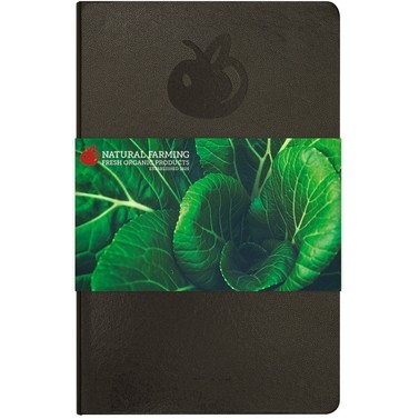 "Mini Ambassador™ Journal w/GraphicWrap (3.5""x5.5"")"