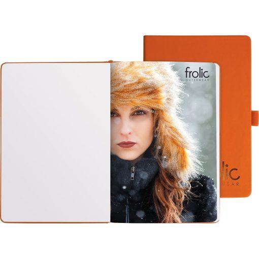 "Nova™ Journal w/Full-Color Tip-in (5.5""x8.25"")"