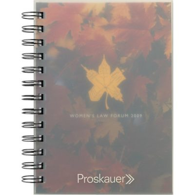 """ClearView™ NotePad Journal (5""""x7"""")"""