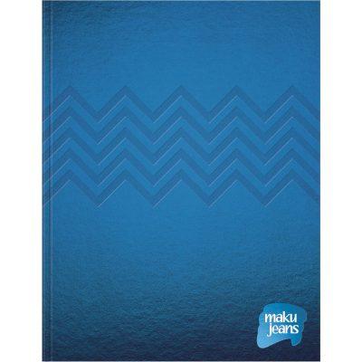 "GlossMetallic Large NoteBook (8.5""x11"")"