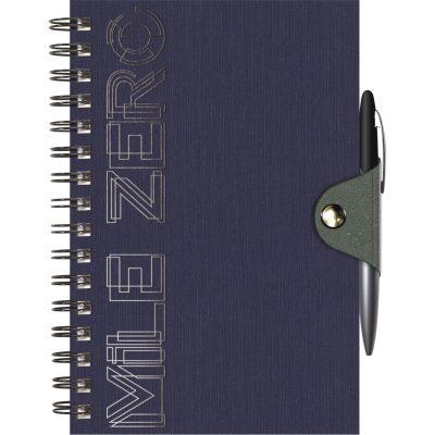 "Linen SeminarPad Notebook (5.5""x8.5"")"