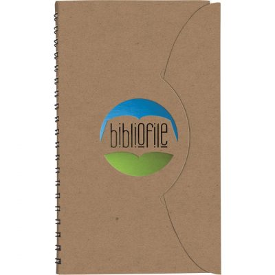 "PocketTuc™ Classic Wire-Bound Journal (4""x7"")"