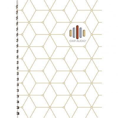 "Medium FlexNotes Notebook w/Full-Color Wraparound (5""x7"")"