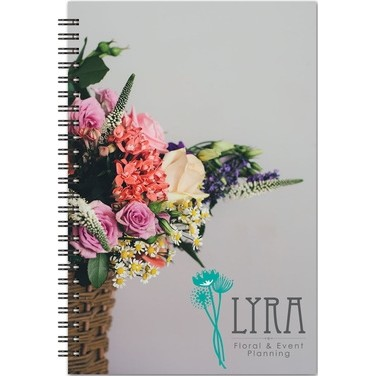 "Medium FlexPlanner™ Organizer w/Full Color Cover (5.5""x8.5"")"