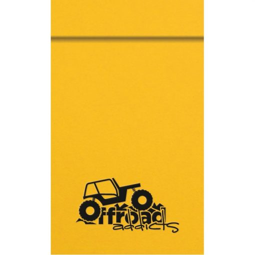 """Small Paper TucNotes™ Classic Notepad (3""""x5"""")"""