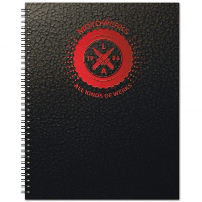 "TheAnalyst™ Deluxe Front Monthly Planner/Chip Back (8.5""x11"")"