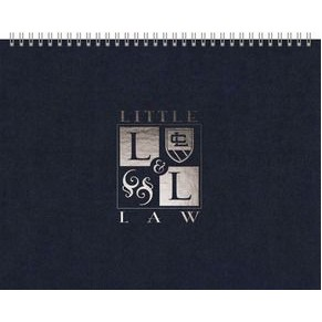 "ThePresident™ Leatherette Monthly Planner (11""x8.5"")"